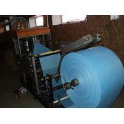 Оборудование для изготовления салфеток из нетканных материалов фото