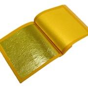 Зеленое сусальное золото фото