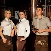 Комплекты одежды для бармена, официанта и администратора фото
