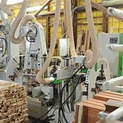 Деревянный шпонированный погонаж из срощенной сосны, предлагаем к Вашему вниманию продукцию собственного производства. Деревянный шпонированный погонаж производство продажа на Экспорт фото