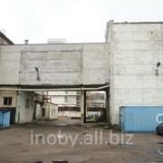 Здание завода в центре Минска фото