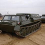 Транспортеры гусеничные ГАЗ-34039-32 фото