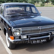 Аренда ретро автомобиля Газ-24 Волга фото
