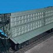 Коксотушильный вагон модель 26-4013 фото