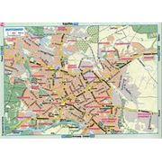 Карта Житомира фото