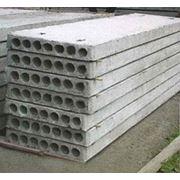 Плита перекрытия пустотная, купить плиты железобетонные с доставкой по Донецку и области фото