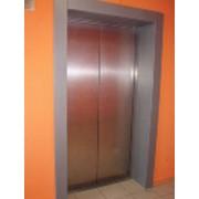 Замена деталей лифтового оборудования фото