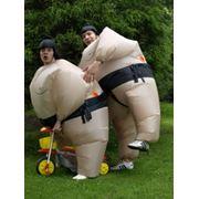 Прокат аренда костюмов сумо по всей Беларуси фото