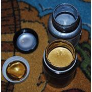 Краска-колер акриловая золото серебро (металлик) фото
