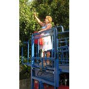 Сумка садовая для сбора плодов (корзина садовая) фото