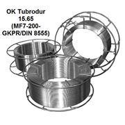 Порошковые проволоки для наплавки и ремонта деталей OK Tubrodur 15.65 (MF7-200- GKPR/DIN 8555) фото