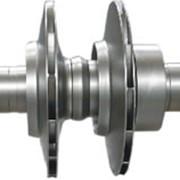 Роторы-нагнетатели к газоперекачивающим установкам фото