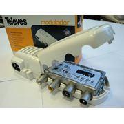Бытовой модулятор ТВ видео и аудио сигналов Испания фото