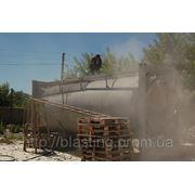 Пескоструйная очистка в Донецке фото