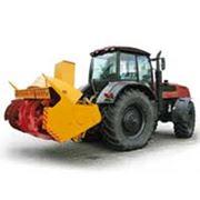 Детали и узлы к дорожно-строительной технике на базе трактора МТЗ фото