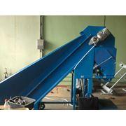 Установка фасовочная для овощей (Взвешивания и затаривания)-в сетку. (от 1кг. до 30кг./от 5 кг. до 50кг) фото