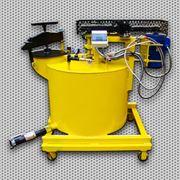 Установка мобильная для производства пенобетона БАС-250 фото