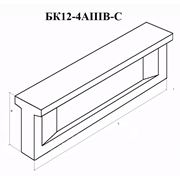 Балка подкрановая 12-и метровая марка БК12-4АIIIВ-C фото