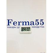 Встраиваемый термометр-гигрометр фото