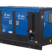 Трехфазный дизельный генератор АД-24С-Т400-1РМ13, 24кВт, в кожухе + ПЖД фото