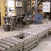Рольганг литейный приводной типа РЛП фото