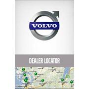 Приложение для смартфонов Volvo Dealer Locator фото