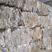 Отходы производства: макулатура, пластик, пластмассы, пленки, ПА, ПП, ПЭ, ПВХ, ПС, ПК, АКР фото