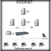 Локальные вычислительные сети фото