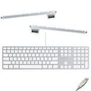 Клавиатура Keyboard (aluminium) Apple (MB110RS/B) фото