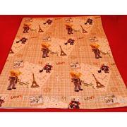 Бумага для упаковки подарков 649-04 фото