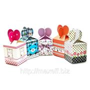 Подарочная коробка для небольших товаров фото
