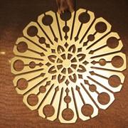 Лазерная резка дерева и материалов на его основе (фанеры, шпона) фото