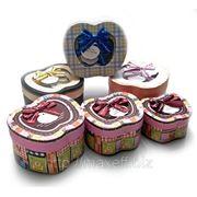Подарочные коробки (комплект из 3-х штук) фото