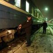Услуги по оформлению таможенных разрешений на ввоз и вывоз товаров для железнодорожных перевозок фото