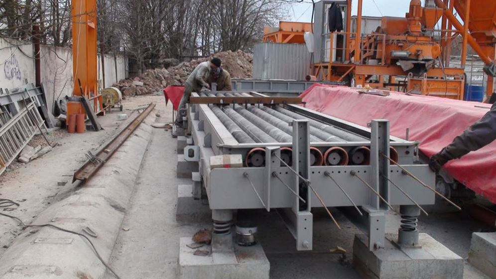 Ооо вибро бетон виды химической коррозии бетона
