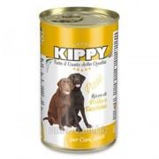 Паштет для собак KIPPY, курица и индейка 1250 г фото