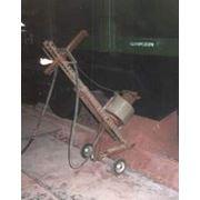 Устройство для интенсификации разгрузки сыпучих из вагонов-хопперов фото