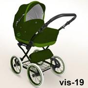 Детская коляска Tutek Imperial 2 в 1 модель 5 фото