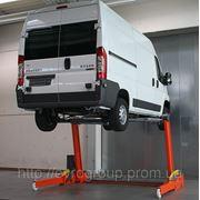 Мобильный 2-х стоечный подъемник для микроавтобусов и легковых авто FHB3000-SL-2300 фото