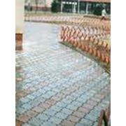 Плитка тротуарная ультрабетон и бетон доставка по Луганску и области разгрузка фото