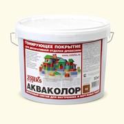 Антисептик строительный декоративный Акваколор фото