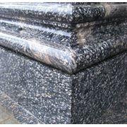 Граниты серые - изделия из серых гранитов фото