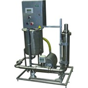 Комплект оборудования для учета и фильтрации молока ИПКС-0121-6000УФ фото