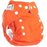 Многоразовый подгузник Апельсин фото