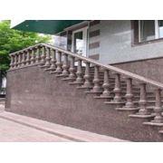 Гранитные ступени и лестницы фотография