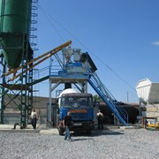 Стационарный бетонный завод Sumab  Т-30 фото