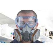 71360-00001СР Очки защитные Fahrenheit, прозрачные фото
