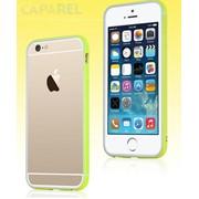 Бампер Totu Evoque Bumper White/Green для iPhone 6 (4,7') фото