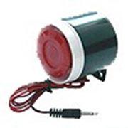 Оповещатель звуковой (сирена) ES-01 фото