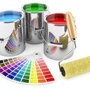 Краска для стен и потолков белая ГОСТ 28196-89 (Фасовка 3 кг) фото